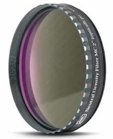 """Filtro ND da 2"""" (50,8mm) Grigio Neutro con densità ottica 0.9 - 12,5% di trasmissione"""