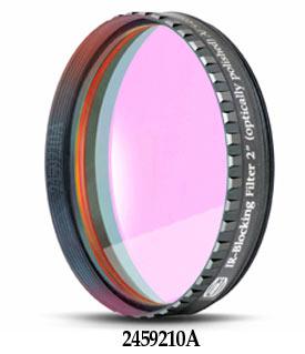 """Filtro UV/IR-cut (o filtro L), da 2"""" (50.8mm), con cella a basso profilo"""