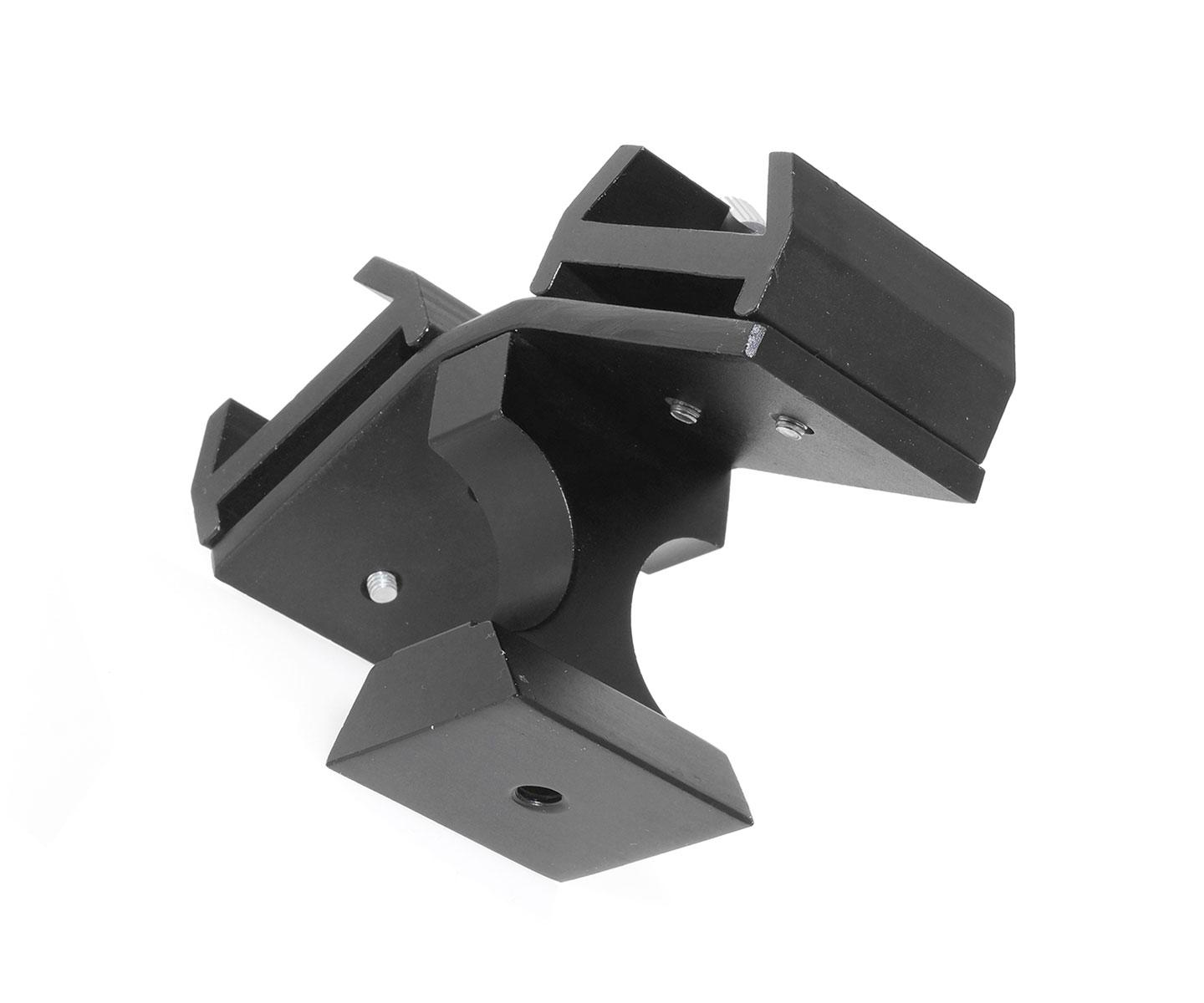 TS-Optics Dual Finder Scope Mounting Bracket - Findershoe for 2 Finderscopes [EN]