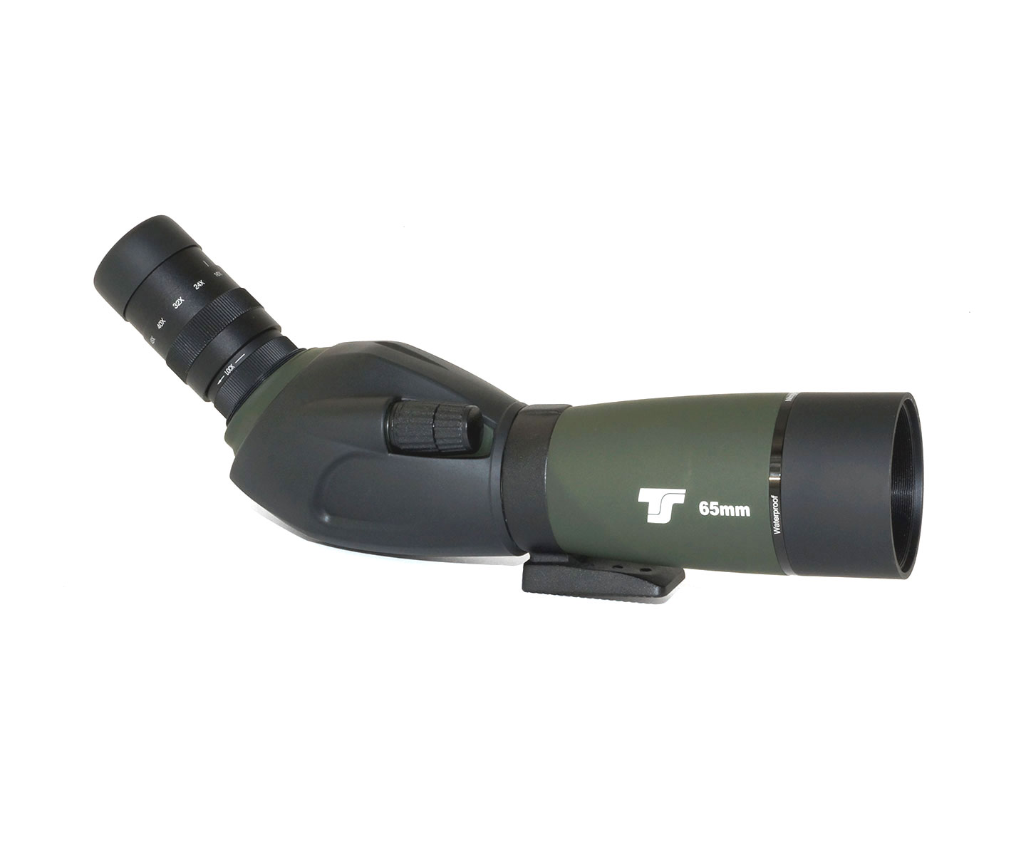 "TS-Optics Optics Spotting Scope BW65Z 16-48x65 mm - 1.25"" interchangeable eyepieces [EN]"