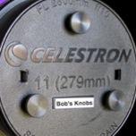Viti di collimazione per tutti i Celestron C11 (28 cm) f/10 versione SCT  con secondario piatto (non Fastar) e viti metriche (più CPC 1100)
