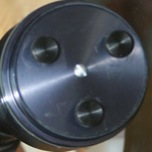 Viti di collimazione per tutti i Celestron C8 (20 cm) f/10 versione SCT prima del 1980 con tubo arancione con viti standard