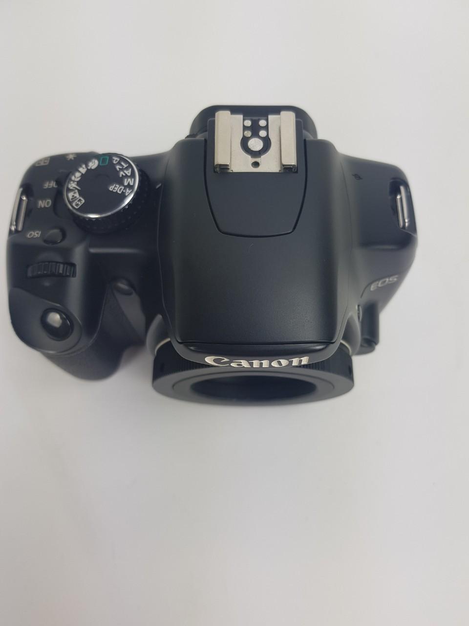Canon EOS 450Dmodificata Full Spectrum dotata di filtro Clip Cls-CCD