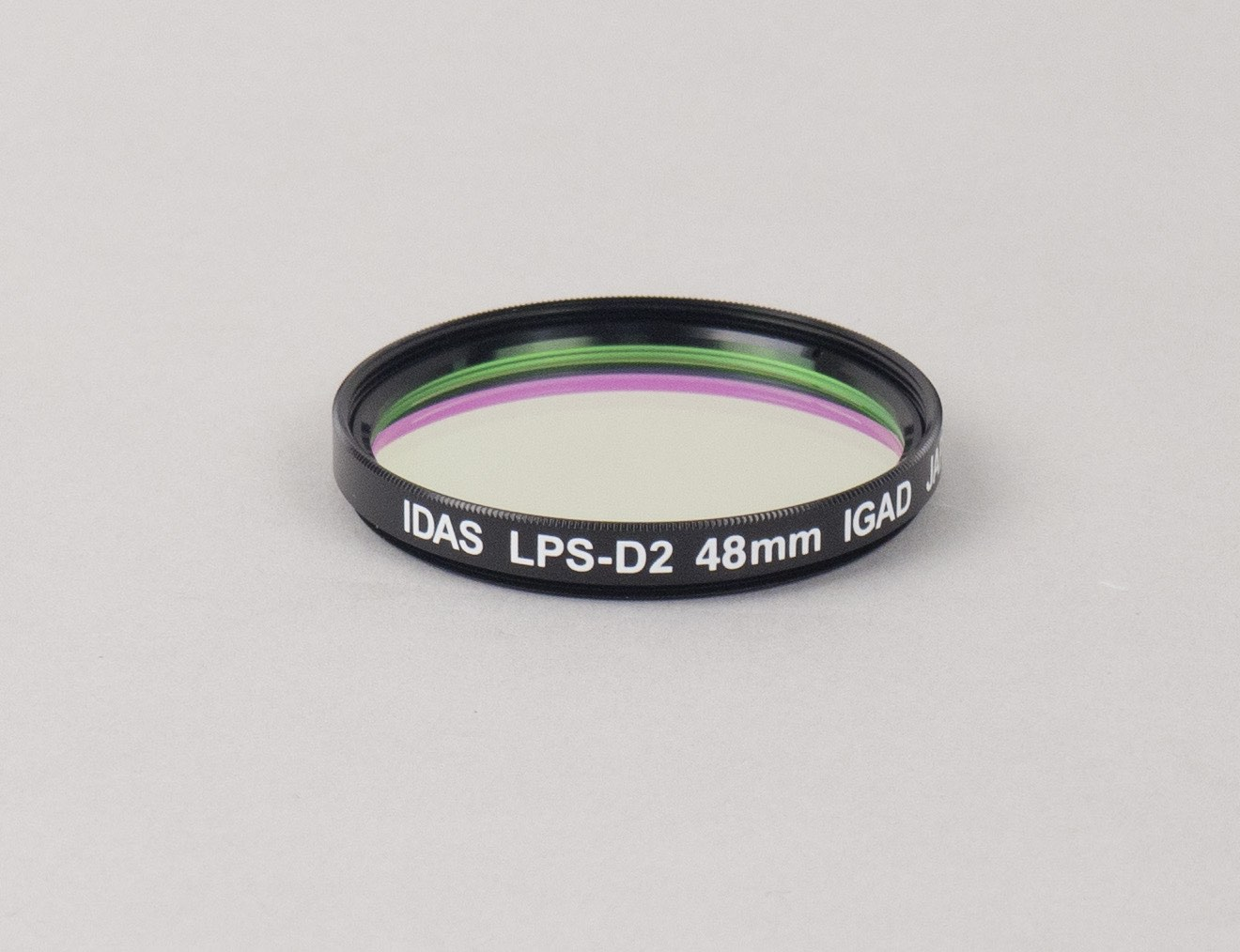 "Hutech IDAS LPS-D2 Nebula filter for Astrophotography - 2"" / M48 mounted [EN]"