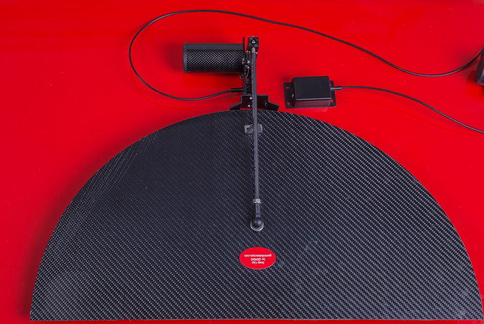 SnapCap è una soluzione ideale per proteggere la tua ottica dalla polvere - Full kit versione a mezzaluna da 401 a 500 mm di diametro