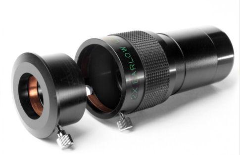 Tecnosky 2X ED Big Barlow da 50,8mm