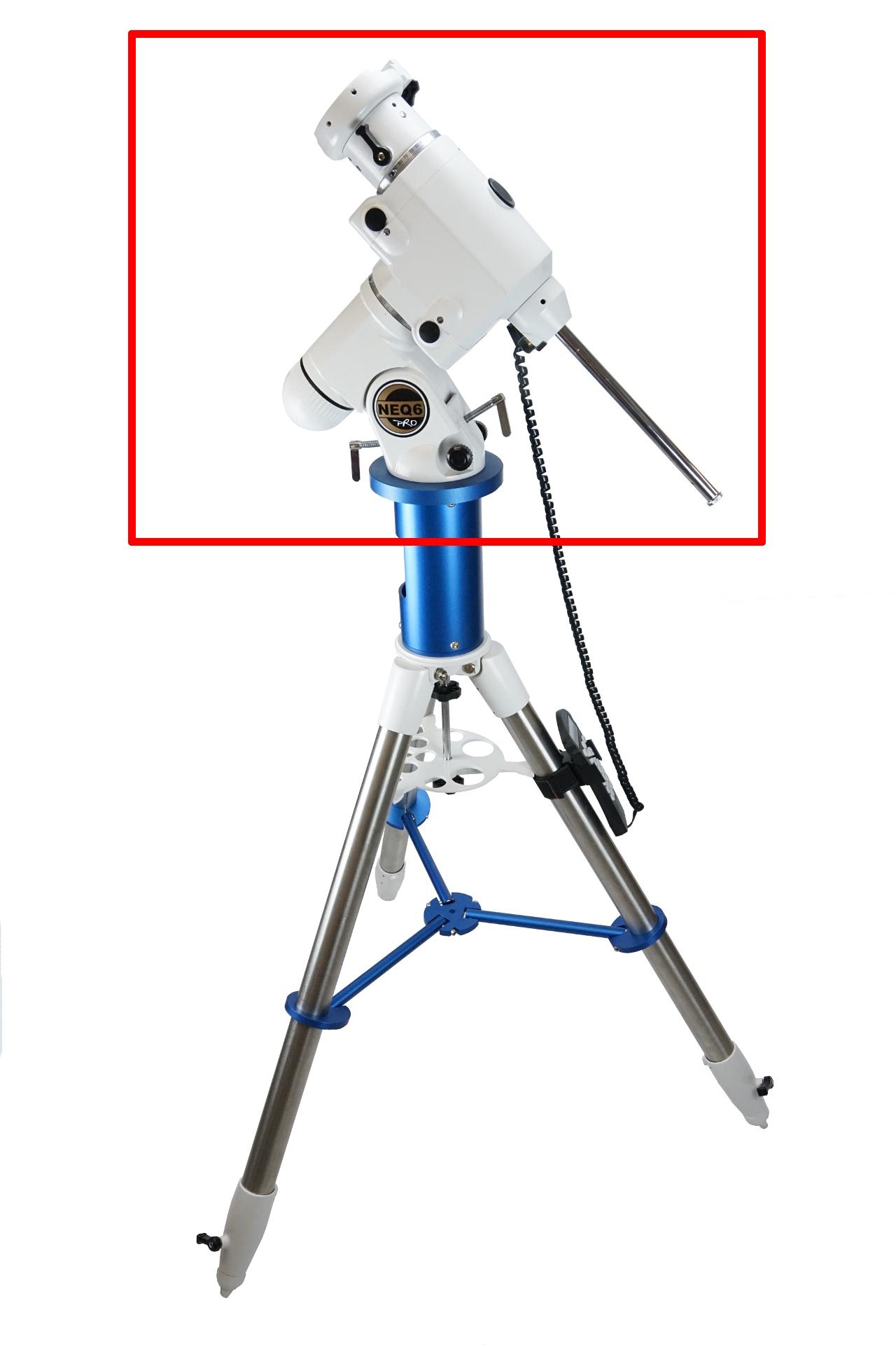 Astronomy Expert modifica interna montatura EQ6