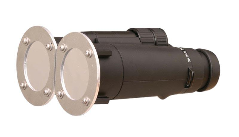 Euro EMC white light Solar Filter for binoculars (110 or 119 mm outer diameter) [EN]
