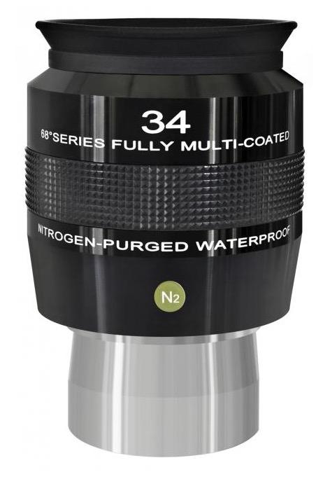OculareExplore Scientific conbarilotto da 50.8mm- campo apparente 68°- lunghezza focale 34mm