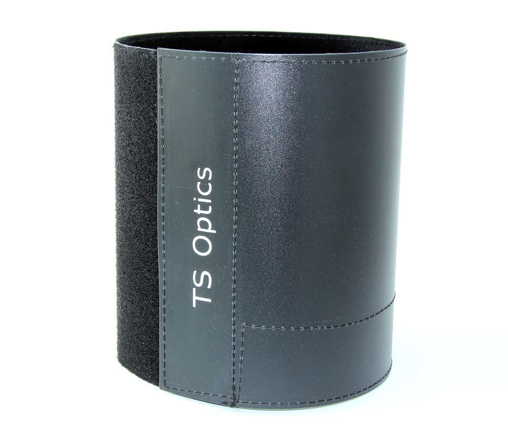 "TS-Optics flexible Dew Shield for tubes from D=105 mm to 135 mm, like many 3.5"" or 4"" telescopes [EN]"