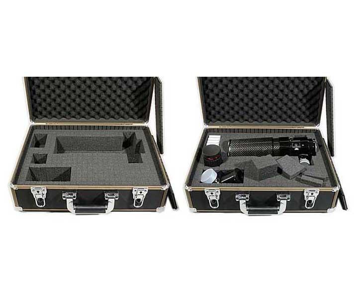 TS-Optics Photo Case, Universal Case, Eyepiece Case with Separators and Foam Blocks [EN]