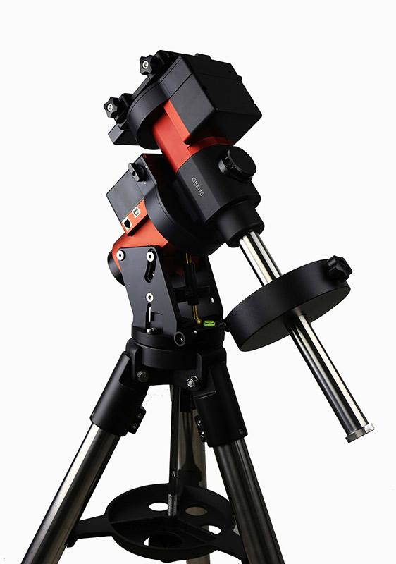 "Ioptron GEM45 literock 1,75"""