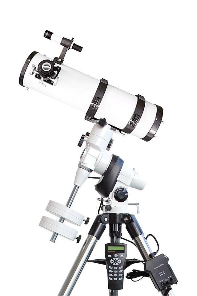 Telescopio Gso Newton 150/750  completo di correttore di coma Baader MPCC su montatura equatoriale EQ5 Synscan