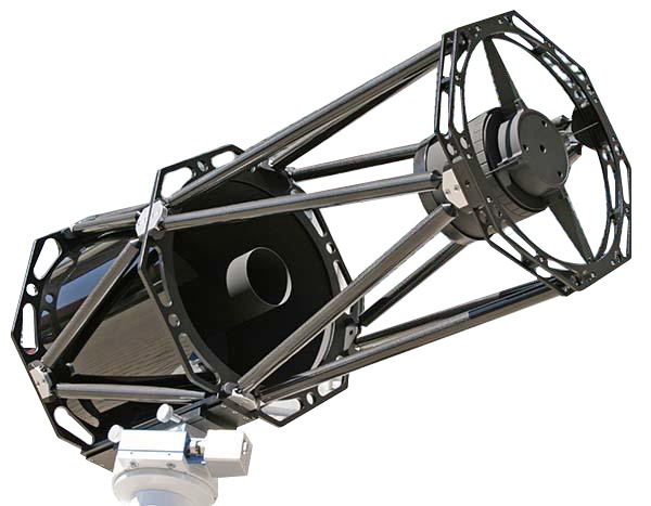 """Astrografo Ritchey-Chretien GSO da 16"""" f/8 - truss carbon tube design - NUOVO MODELLO"""
