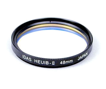 Hutech H-alpha EH UV/IR Block Filter 48 mm  [EN]