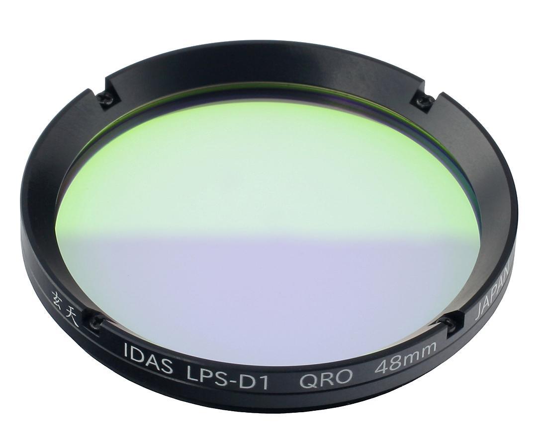 """Hutech Idas 2"""" LPS-D1 QRO - filtro per la riduzione dell'IL in astrofotografia"""