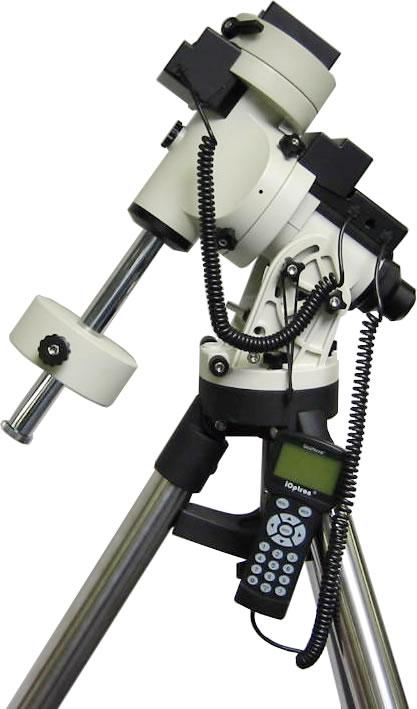 Ioptron IEQ45 PRO - equatoriale - innovativa - GPS - GoTo - portata oltre 20kg