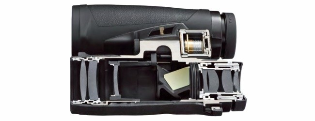 Binocolo Nikon EDG 8x42