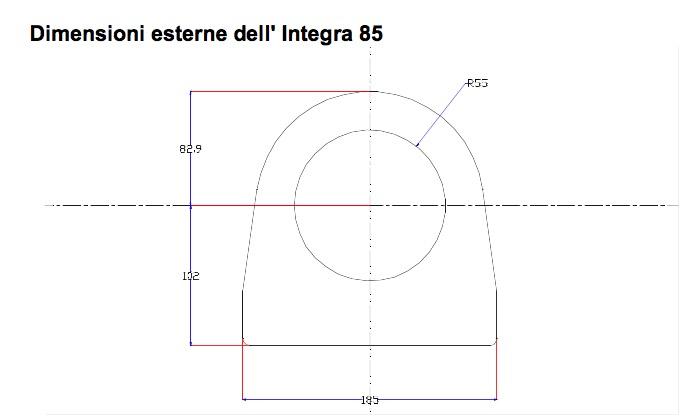 L' Integra 85 è un microfocheggiatore ASCOM integrato in un rotatore di camera, che consente di risparmiare backfocus e peso