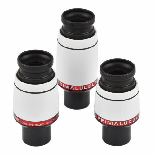 Set da 3 oculari LE Planetary PrimaLuceLab - focale a scelta