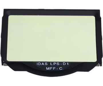 Hutec Idas LPS-D1 - filtro per la riduzione dell'IL in astrofotografia per Canon EOS full frame