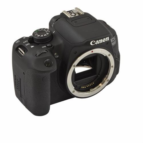 Modifica filtro originale nelle reflex digitali Canon EOS