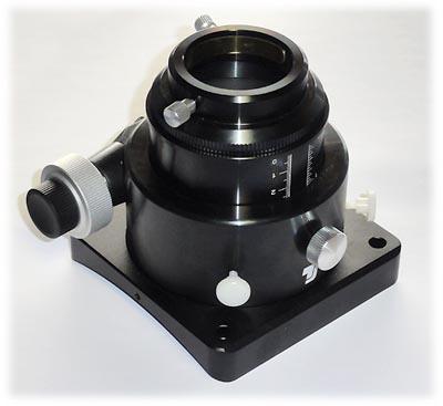 "TS-Optics 3"" Newtonian Crayford Focuser - LINEAR POWER - low profile [EN]"