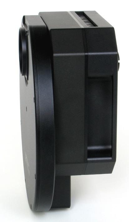 Ruota portafiltri per camere CCD Moravian G4 - 7 posizioni per filtri quadrati da 50x50mm non montati in cella