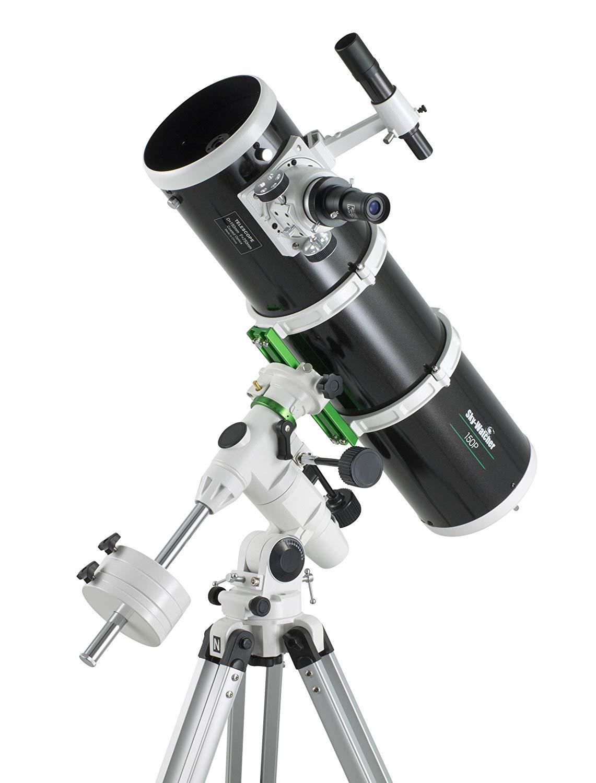 Telescopio Newton Black Diamond 150/750 EQ3