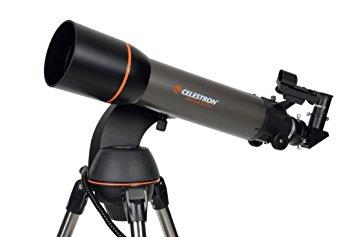 Telescopio rifrattore acromatico Nexstar 102 SLT, solo tubo ottico, usato dai nostri tecnici Teleskop
