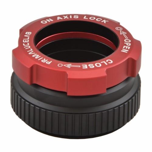 Il portaoculari OnAxisLock da 50,8mm per telscopi Takahashi - filetto M72x1