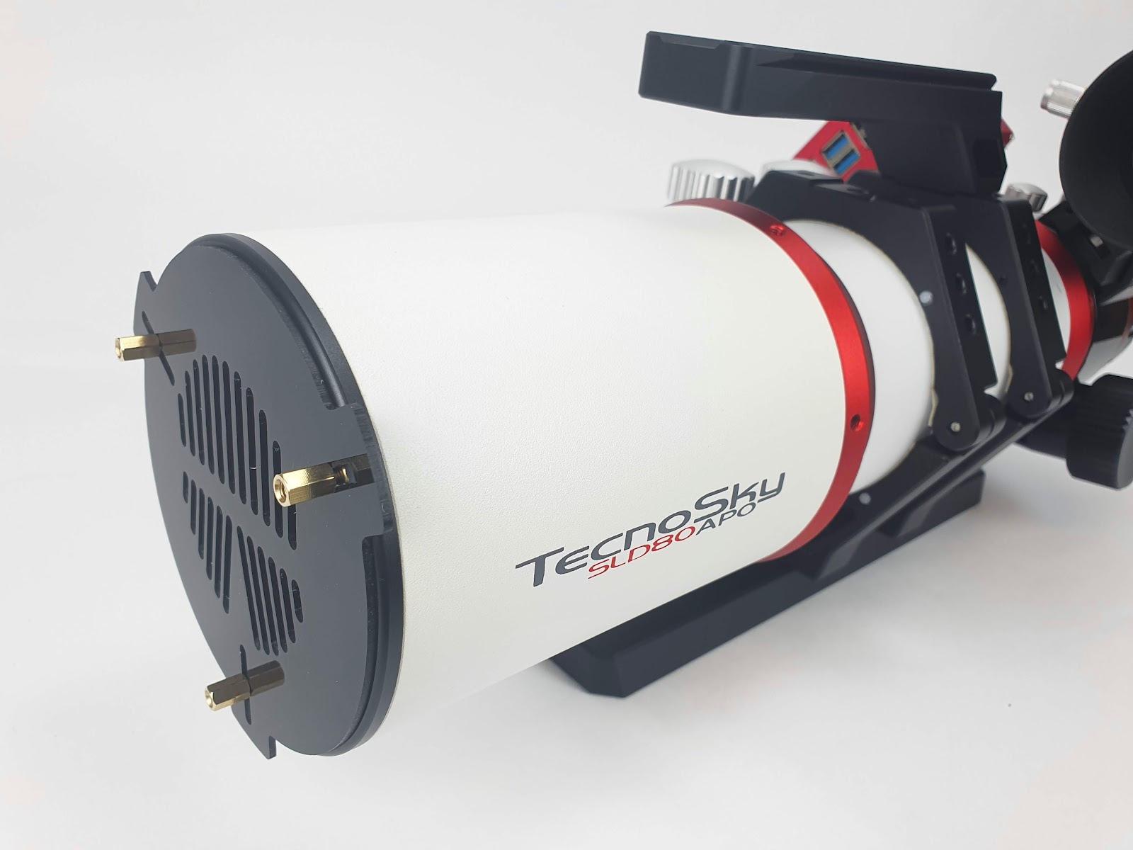 Tripletto Apo Tecnosky 80/480mm OWL con dotazione astrofotografica completa - SCONTIAMO L'IVA !!