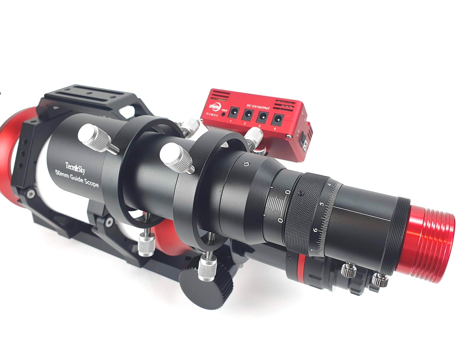 Tripletto Apo Tecnosky 90/560mm OWL con dotazione astrofotografica completa - SCONTIAMO L'IVA !!