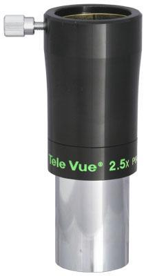 TeleVue PMT2513 Barlow Powermate 2,5x da 31.8mm