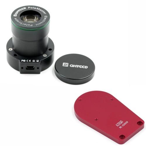 PoleMaster è un cannocchiale polare elettronico ad alta precisione facile da usare - versione per AZ EQ5