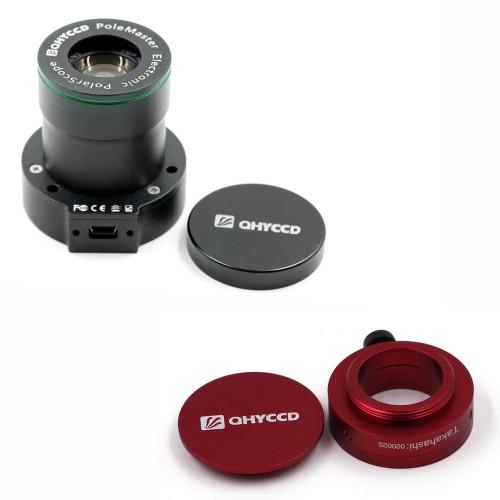 PoleMaster è un cannocchiale polare elettronico ad alta precisione facile da usare - versione per Takahashi EM200 e EM11