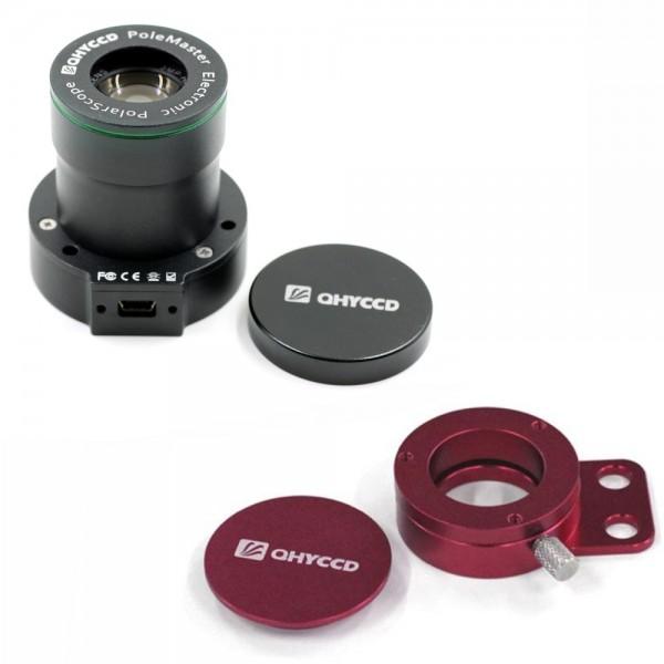 PoleMaster è un cannocchiale polare elettronico ad alta precisione facile da usare - versione per EQ8