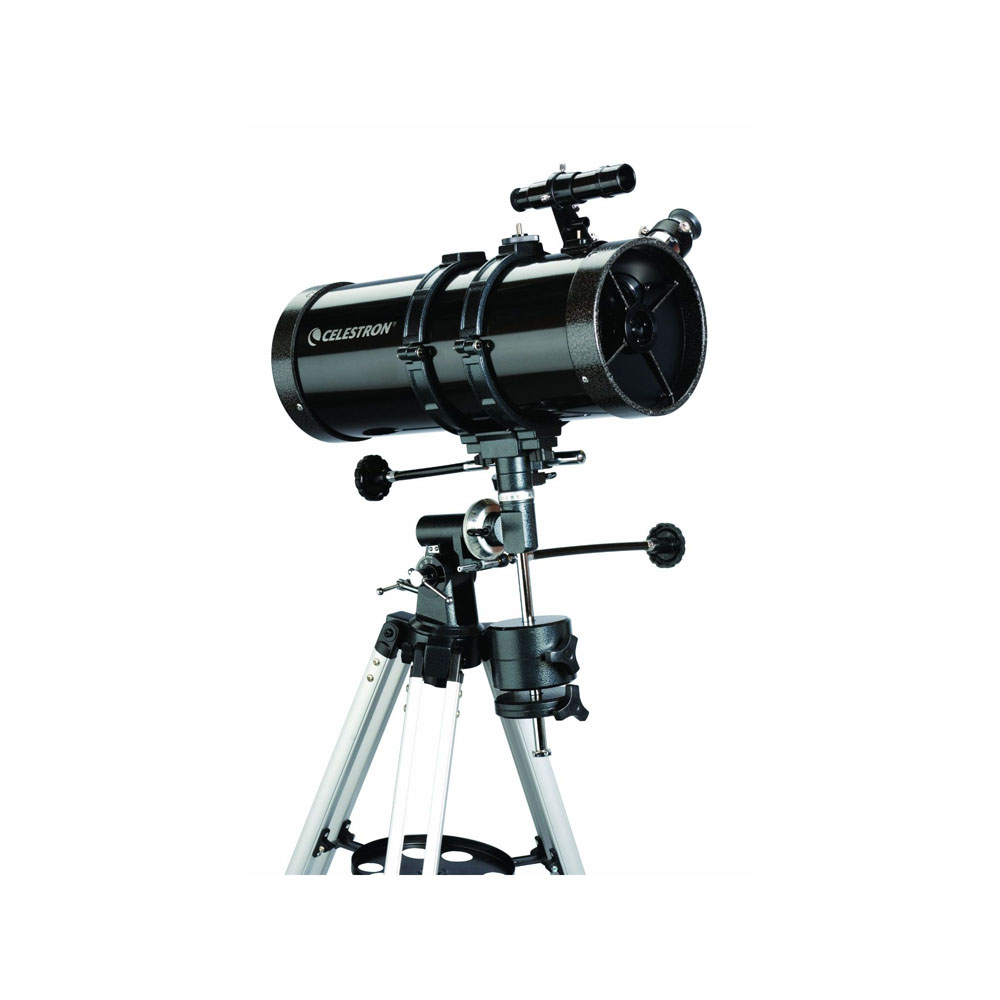 Telescopio riflettore da 127 mm con accessori e treppiede in alluminio
