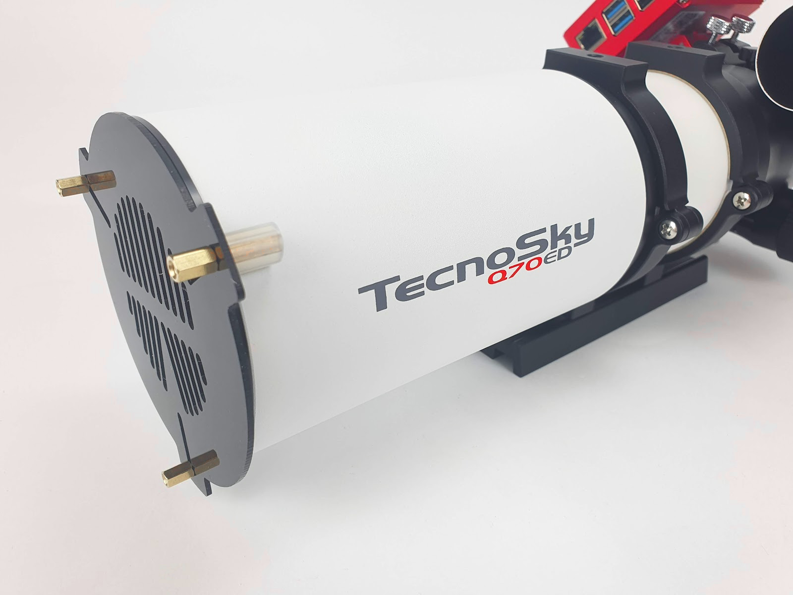 Tripletto Apo Tecnosky 70/478mm con dotazione astrofotografica completa - SCONTIAMO L'IVA !!