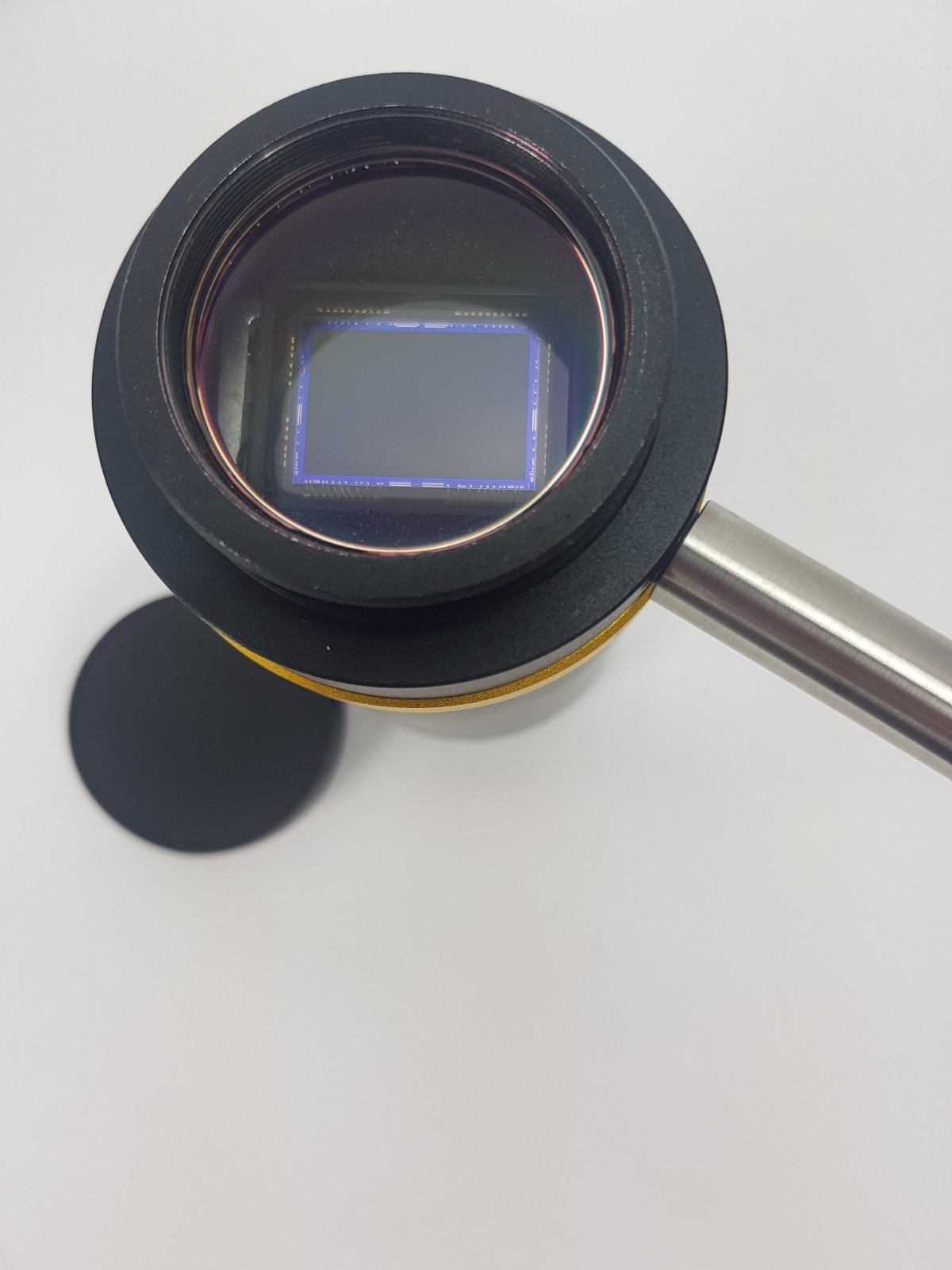 Camera CCD a colori QHY10 da 10Mpx, raffreddata a -35° - Usata, dotazione originale
