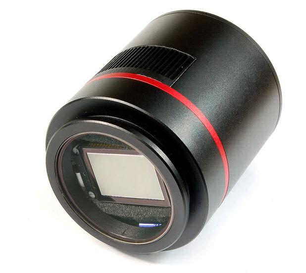 Camera CCD monocromatica FULL FRAME QHY11 da 11Mpx, raffreddata a -40°
