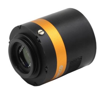 Camera CCD monocromatica QHY21 sensore Sony ICX, raffreddata a -45°