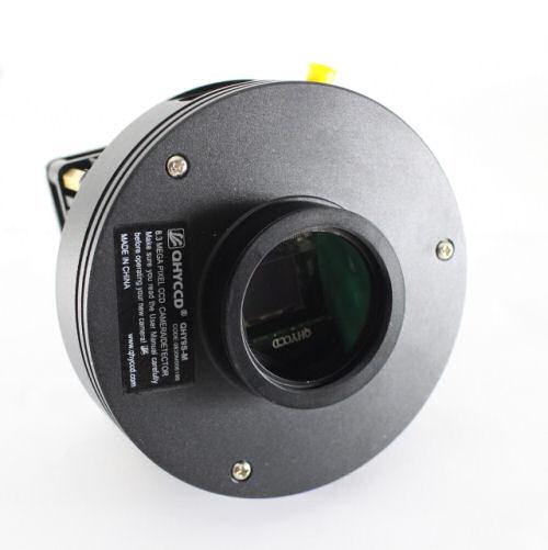 Camera CCD monocromatica QHY9 da 8,6Mpx, raffreddata a -50°