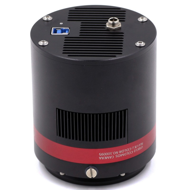 Camera raffreddata QHYCCD QHY 168 con sensore CMOS Aps-c colori 14 bit