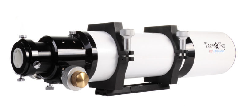 Rifrattore Apo ED102/714mm