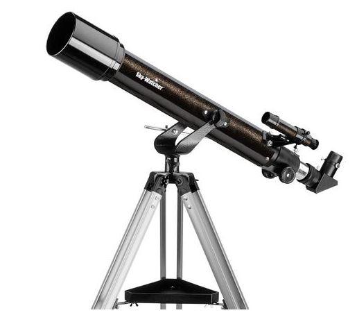 Telescopio Sky Watcher 60/700 completo di montatura Altazimutale AZ2