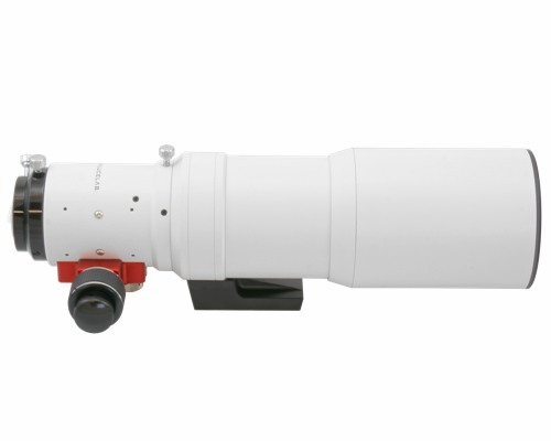 Doppietto apocromatico in FPL-53 da 80mm e 500mm di focale, f/6,25 PrimaLuceLab