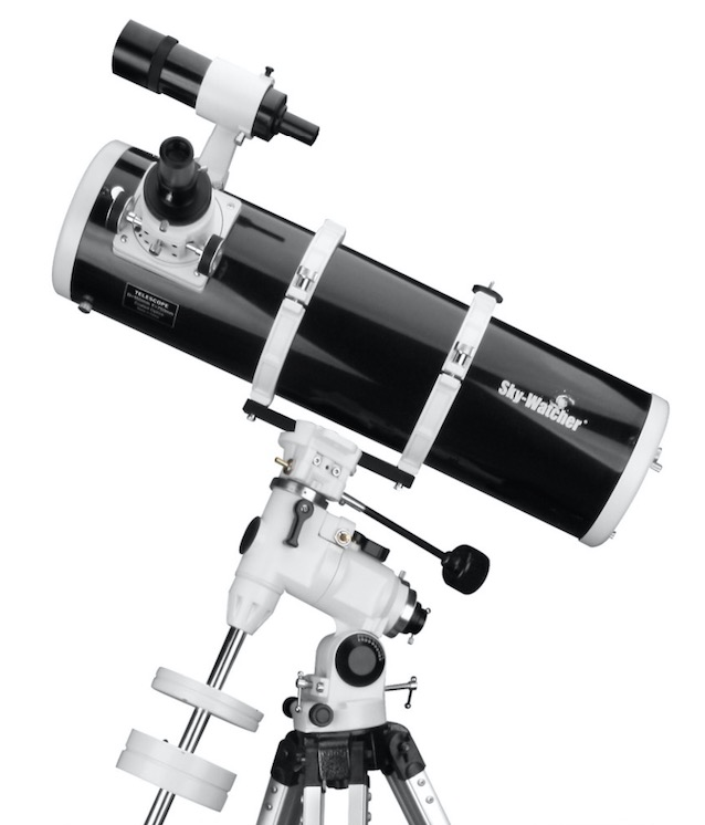 Telescopio Newton Black Diamond 150/750 EQ3