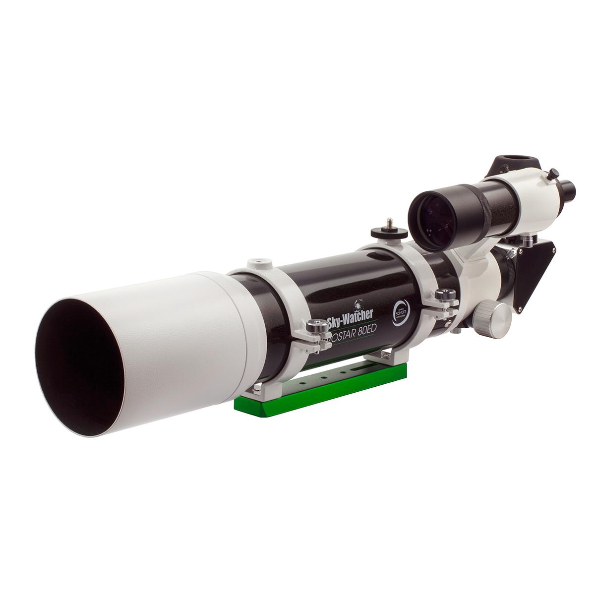 Tubo ottico Rifrattore Skywatcher Apocromatico, diametro 80 mm, ED Evostar 80/600con accessori