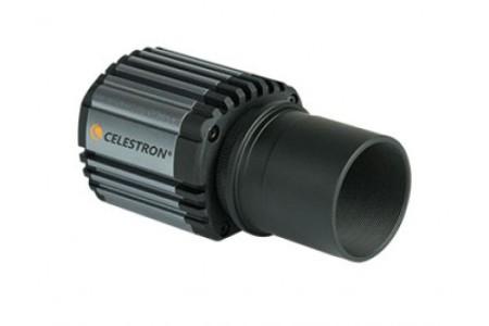 Camera elettronica con sensore CMOS Aptina ARO132 a colori da 1.2 Mpixel e interfaccia USB 3.0 ad altissima velocità per la ripresa degli oggetti del Sistema Solare